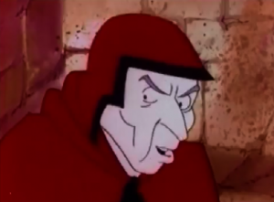 Frollo 1986 Hunchback Notre Dame picture image