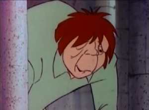 Quasimodo 1986 Hunchback Notre Dame picture image
