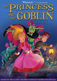 The Princess and the Goblin picture image