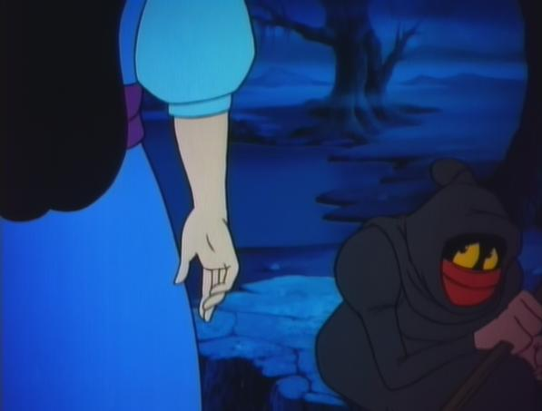Snow White and the Shadow Man Happily Ever After picture image