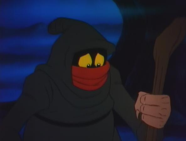 The Shadow Man a.k.a The Prince a.k.a an Orko Knock-off Happily Ever After picture image
