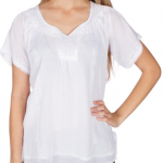 White blouse the 1923 Esmeralda picture image
