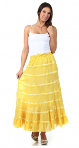 Yellow Skirt the 1923 Esmeralda picture image