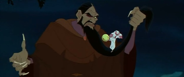 Rasputin and Bartok Anastasia  picture image