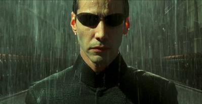 Keanu Reeves as Neo from Matrix picture image