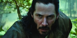 Keanu Reeves as Kai from 47 Ronin picture image