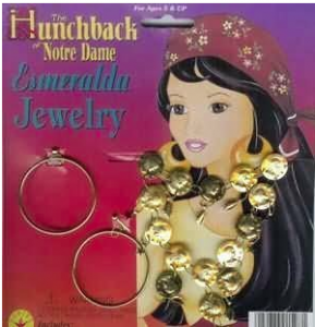 Esmeralda Jewelry Set picture image