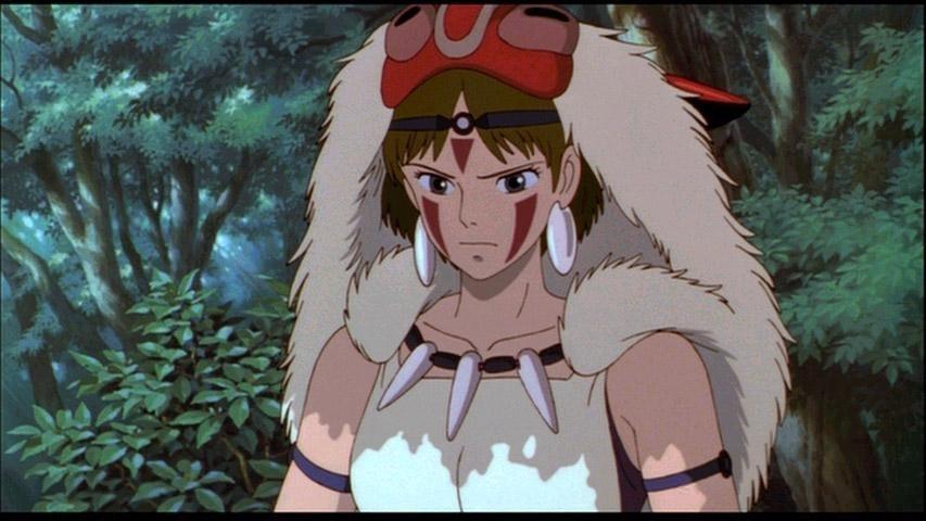 San Princess Mononoke picture image