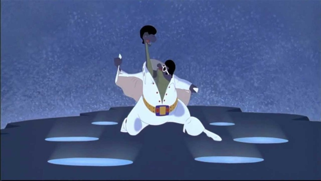 Devon and Cornwall singing if i didn't have you  Quest For Camelot picture image