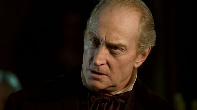 Charles Dance as  Mr. Tulkinghorn from Bleak House picture image