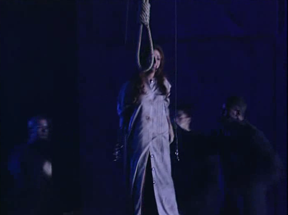 Esmeralda about to be hung Helene Segara Notre Dame de Paris picture image