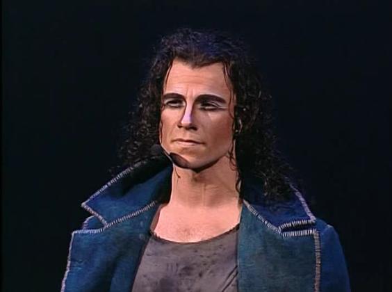 Bruno Pelletier as Gringoire in Notre Dame de Paris picture image