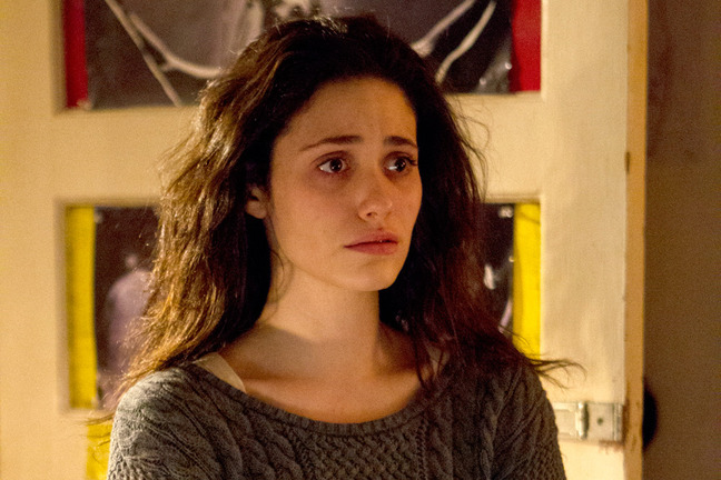Emmy Rossum as Finoa from Shameless picture image