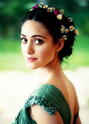Emmy Rossum picture image