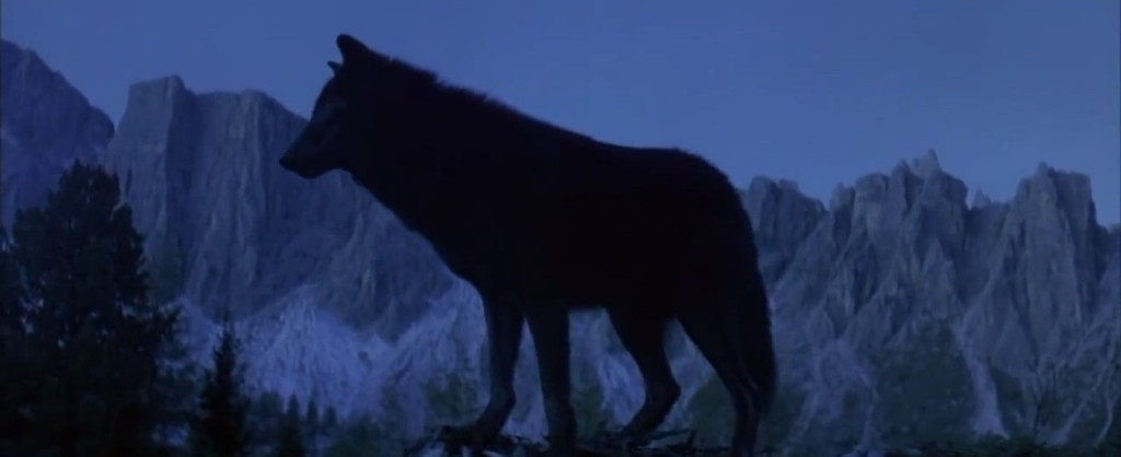 Navarre as the wolf Ladyhawke picture image