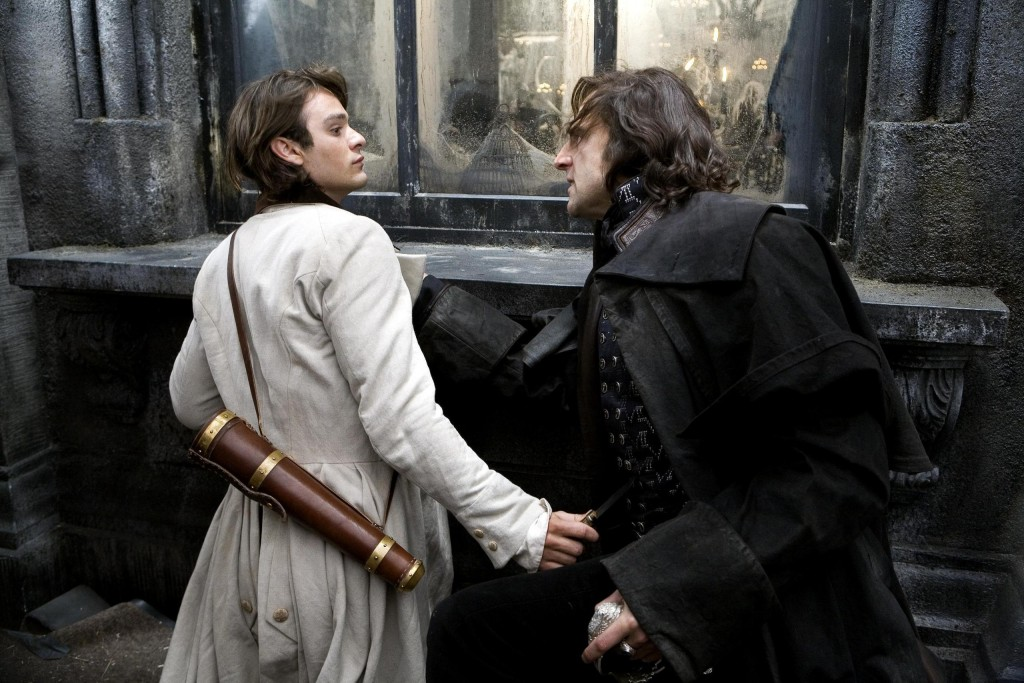 Charlie Cox as Tristan and Mark Strong as Septimus Stardust picture image