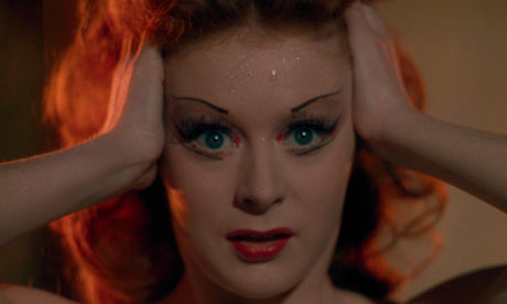 Moira Shearer as Vicky The Red Shoes picture image