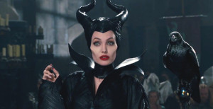 Angelina Jolie as Maleficent picture image