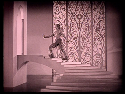 Douglas Fairbanks as Ahmed, the Thief of Bagdad 1924 The Thief of Bagdad picture image
