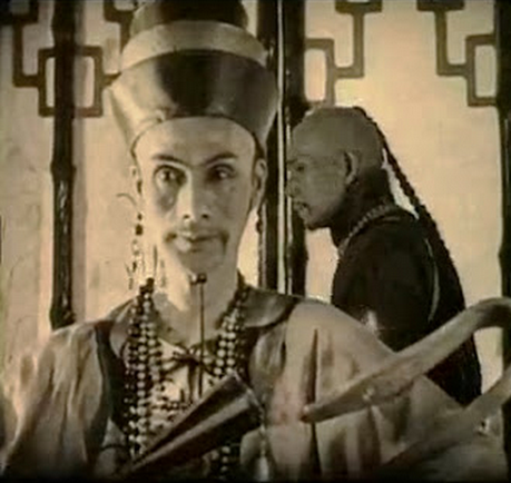 Sojin Kamiyama as Cham Shang a.k.a The Mongol Prince a.k.a TMP 1924 The Thief of Bagdad picture image
