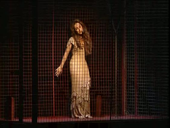 Esmeralda as Helene Segara Notre Dame de Paris  Phoebus picture image