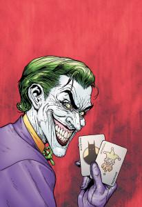 The Joker, Batman, the man who laughs, picture image
