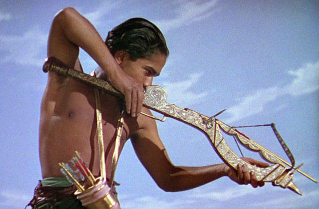 Sabu as Abu The Thief of Bagdad 1940