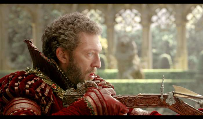 Vincent Cassel as the Beast in Human form La Belle et la Bete 2014 picture image
