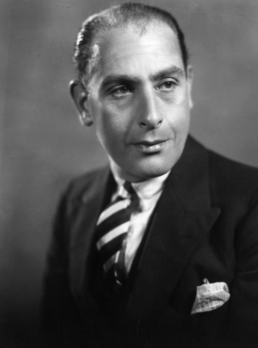 Sir Cedric Hardwicke picture image