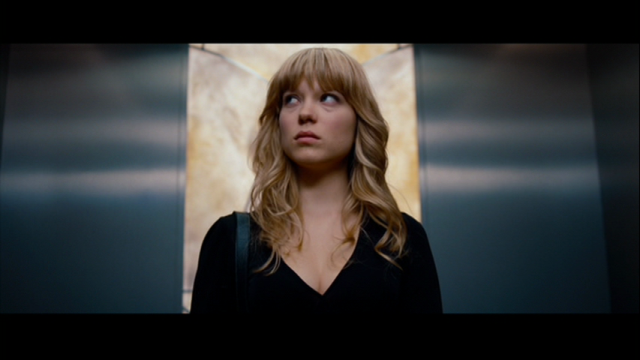Lea Seydoux as Sabine Moreau in Mission: Impossible – Ghost Protocol picture image