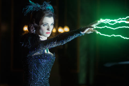 Rachel Weisz as Evanora Oz The Great and Powerful picture image