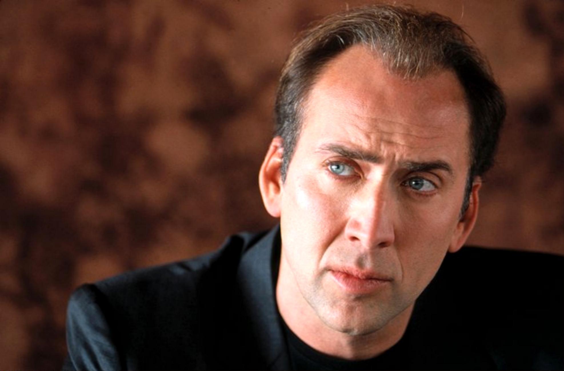 Nicolas Cage picture image
