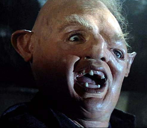 John Matuzak as Sloth Goonies picture image