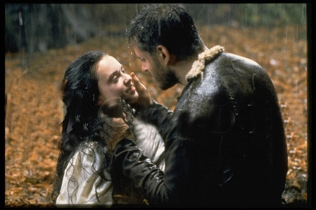Monica Keena as Lily and Gil Bellows as Will Snow White A Tale of Terror picture image