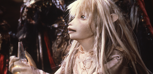 Kira holding the Crystal Shard The Dark Crystal picture image