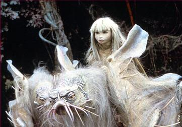 Kira on a Landstrider The Dark Crystal picture image