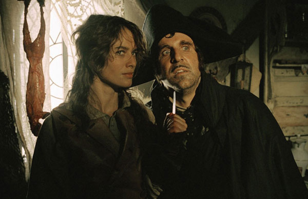 Lena Heady as Angelika and Peter Stormare as Cavaldi The Brothers Grimm picture image