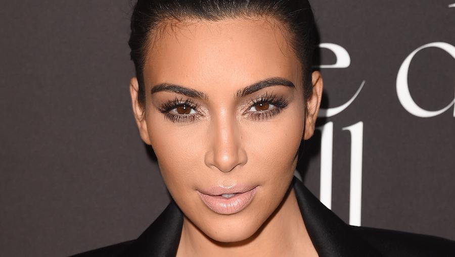 Kim Kardashian picture image