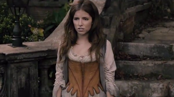 Anna Kendrick as Cinderella Into the Woods Picture image