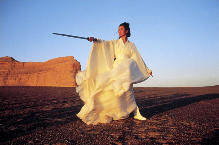Maggie Cheung as Flying Snow in Hero picture image