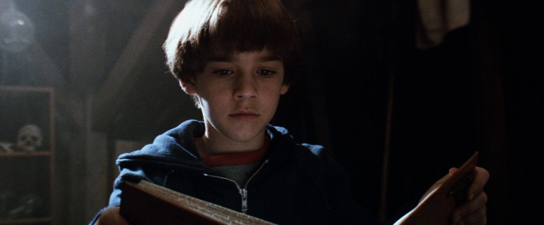 Barret Oliver as Bastian The Neverending Story picture image