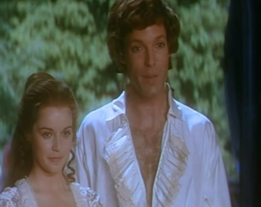 Gemma Craven as Cinderella and Richard Chamberlain as Prince Edward The Slipper and the Rose Cinderella picture image