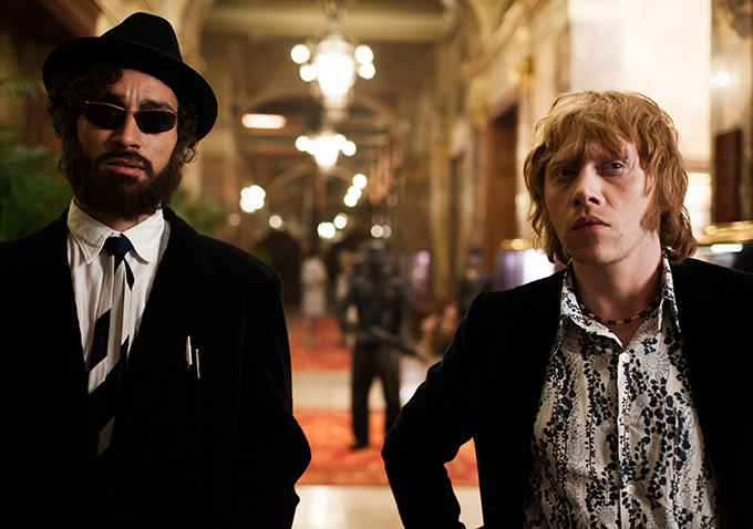Rupert Grint as Johnny in Moonwalkers picture image