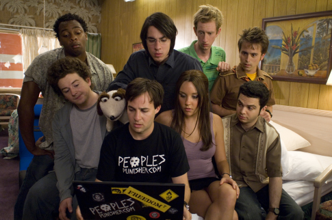 Amanda Bynes as Sydney with The Seven Dorks Sydney White picture image