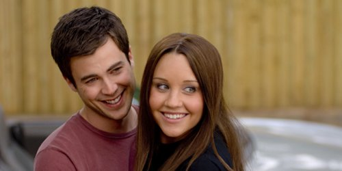 Amanda Bynes as Sydney and Matt Long as Tyler Prince Sydney White picture image