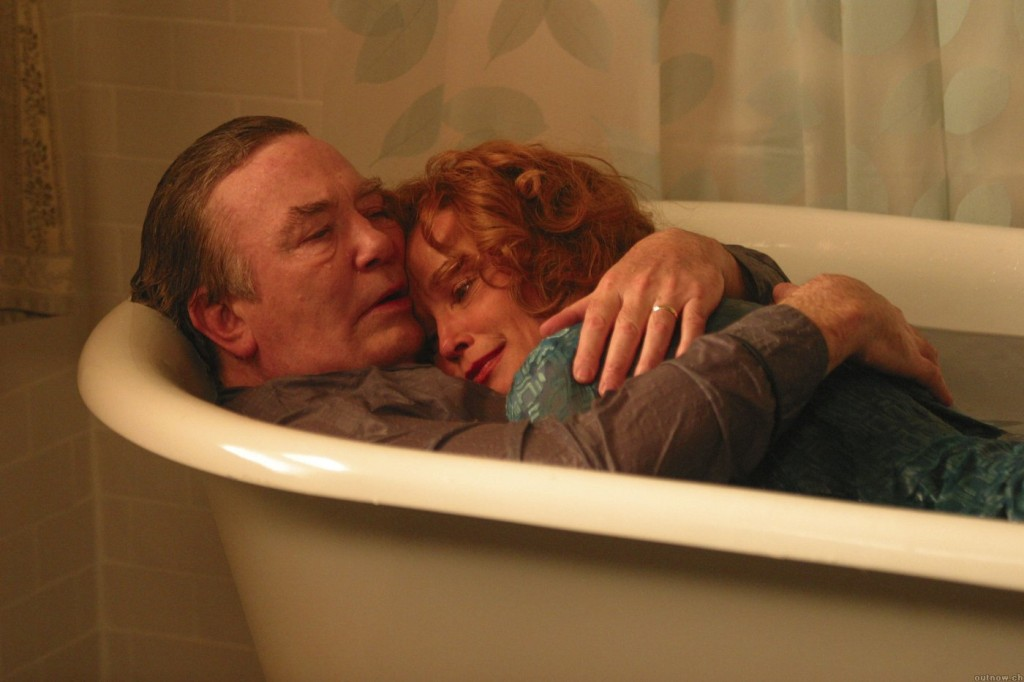 Albert Finney as Edward Bloom & Jessica Lange as Sandra Bloom Big Fish picture image