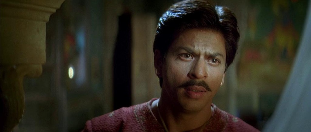 Shah Rukh Khan as the Ghost Paheli picture image