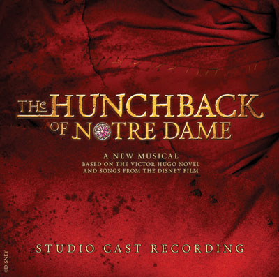 Hunchback of Notre Dame Cast Recording Album picture image