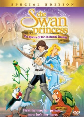 The Swan Princess: The Mystery of the Enchanted Treasure picture image