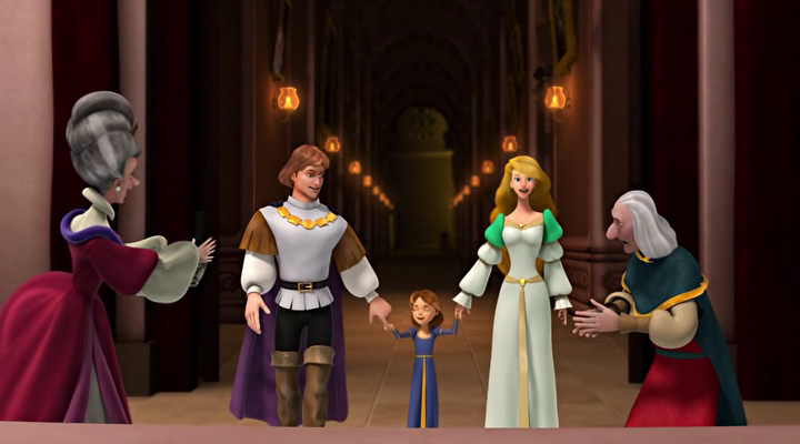 The Royal Family The Swan Princess: A Royal Family Tale picture image